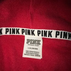 Victoria's Secret PINK cowl neck pullover